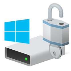 How to backup BitLocker Drive Encryption Recovery Key in